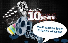 Celebrating 10 Years with SMA