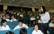 Mother Tongue Media Day Camp 2012 at Dunman High School