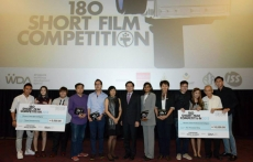 180 Short Film Competition 2013