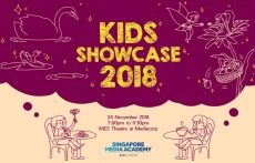 Kids Showcase 2018