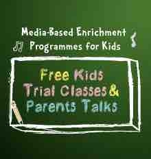 Free Kids Trial Classes and Parents Talks
