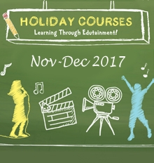 Kids Holiday Courses
